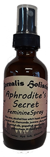 Aphrodite's Secret Feminine Spray