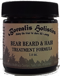 Bear Beard & Hair Treatment 1.8 oz.